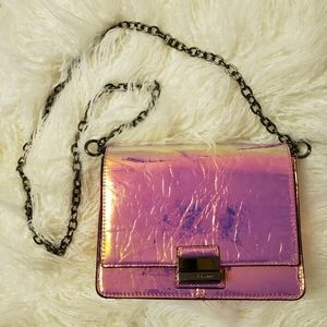 Skinnydip London Iridescent Crossbody Bag